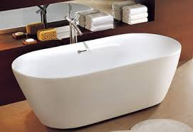 Free Standing Contemporary Bathtub Acrylic Freestanding Bathtub On Sales Quality Acrylic