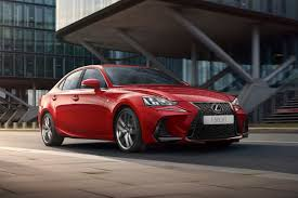lexus rc 200t europe subtly facelifted 2017 lexus is finally arrives in europe