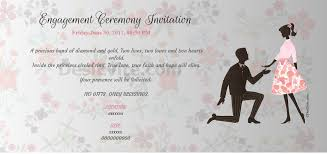 online cards free engagement invitation card online invitations betrothal