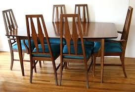 broyhill dining room sets broyhill dining room set mid century modern dining chairs
