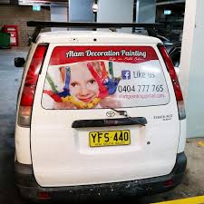 See Through Window Graphics One Way Vision Sign Stickers Perforated Window Film Shop