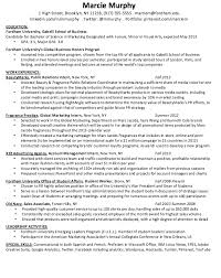 exles of marketing resumes marketing resume exles http resumesdesign marketing