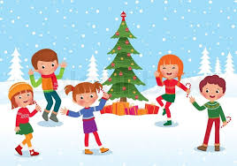 children celebrating clipart clipartxtras