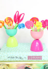 craftaholics anonymous kid friendly spring flower vases