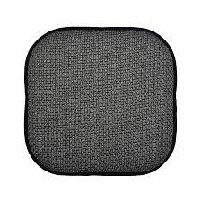 memory foam chair pad seat cushion with non slip backing 16x16 ebay