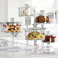 clear glass canisters for kitchen best 25 glass jars ideas on jars