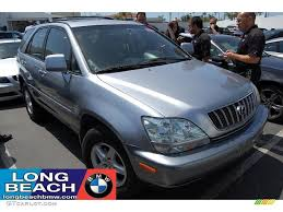 lexus rx300 specs 2002 2002 blue vapor metallic lexus rx 300 30432252 photo 3