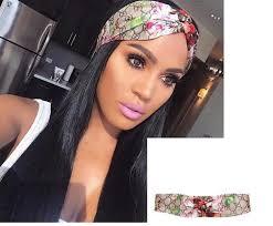 silk headband hair accessory headband gucci wheretoget