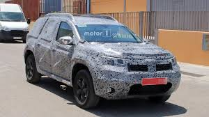 renault duster 2018 all new dacia duster coming june 22