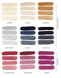 fall color pallette creating a color palette a peek into my wardrobe planner pt 4