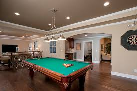 Pool Table In Living Room Pool Table To Bar