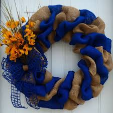 best 25 burlap wreaths for front door ideas on fall