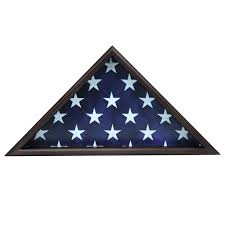 Flag Triangle Hero Memorial Flag Case Made4heroes 100 American Made