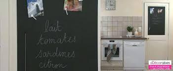 tableau noir cuisine tableau craie cuisine id es de relooking transformation de meubles