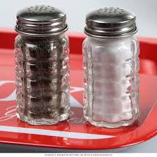 restaurant salt and pepper shakers diner s u0026p shakers