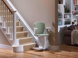 siege escalier fauteuil monte escalier d intérieur tournant starla stannah