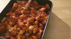 cuisiner espagnol casserole de poulet à l espagnole cuisine futée parents pressés