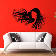 Music Note Wall Decor Music Notes In Hair Wall Vinyl Decal From Wisdomdecals On