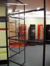 sliding glass doors open both sides folding u0026 sliding steel and glass doors caliper studio