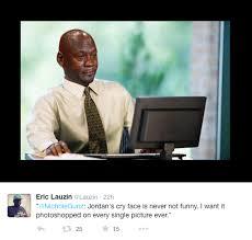 Michael Jordan Crying Meme - the very best michael jordan crying memes jordan cry 10 bossip