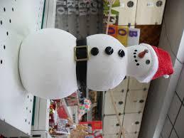 styrofoam snowmen porter u0027s craft u0026 frame