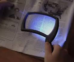 magnifier with led light best hand held led magnifier glass for senior citizens