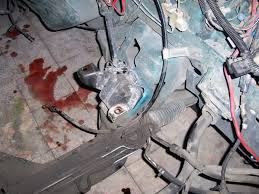 2002 mustang clutch clutch cable routing