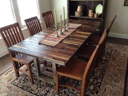 reclaimed boat wood table top with reclaimed teak table base