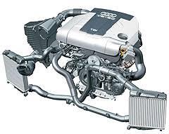 audi a6 3 0 tdi engine s cleanest goauto