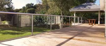 Glass Banister Uk Glass Balustrades