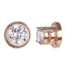 magnetic gold stud earrings 39 magnetic black stud earrings voylla magnetic stud earrings