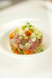 nouveau cuisine food nouvelle cuisine stock image image of mediterranean
