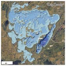 Minnesota Topographic Map Lake Maps Northwoods Mapping Llc