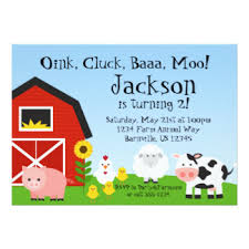 birthday invites how to make farm birthday invitations farm 1st