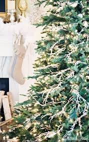 Snow Flocking For Christmas Trees by Tips For Decorating A Christmas Tree Tidbits U0026twine