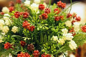 plastic flowers free images berry plastic food herb produce evergreen