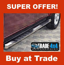 ford kuga side bars steps stainless steel chrome 76mm xk styling