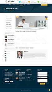 deluxe business html template by viaviwebtech themeforest