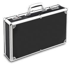 malette de cuisine pour apprenti vide grand modèle avec plateaux