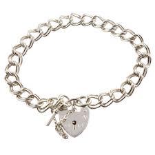sterling bracelet with heart charm images Charm school uk gt silver charm bracelets gt chunky 925 sterling jpg