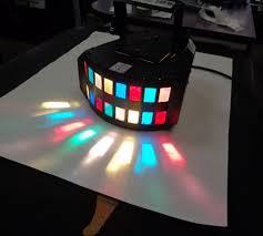 Used Dj Lighting Used Adj Double Twist Effect Dj And Lighting Equipment Music