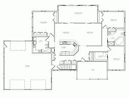 what is a split floor plan split bedroom house plans at estate traintoball