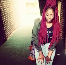 hair style with color yarn best 25 red faux locs ideas on pinterest faux locs colored