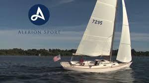 alerion express 41 alerion yachts alerion sport 33 iboats com youtube