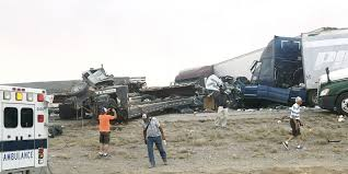 el paso monster truck show 2014 2 el pasoans among 6 killed in 25 car crash near lordsburg