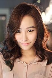 medium length hairstyles for permed hair epris hair studio women s medium digital perm shoulder length