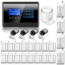 apartment simple alarm system for apartment interior decorating