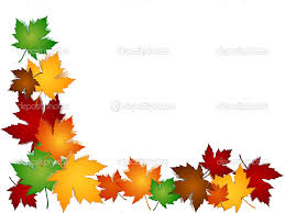 thanksgiving clip art border leaves clipart border pencil and in color leaves clipart border