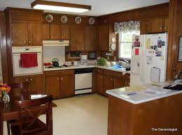 Painting Pressboard Kitchen Cabinets How Painting Wood Paneling Will Change Your Life