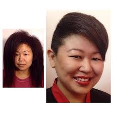 cutting and styling asian hair glamarama